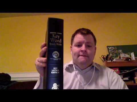 ESV Hebrew/Greek Study Bible