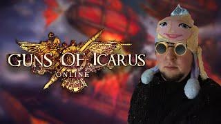 Guns of Icarus (REAL TUTORIAL!!) - Ft. JonTron