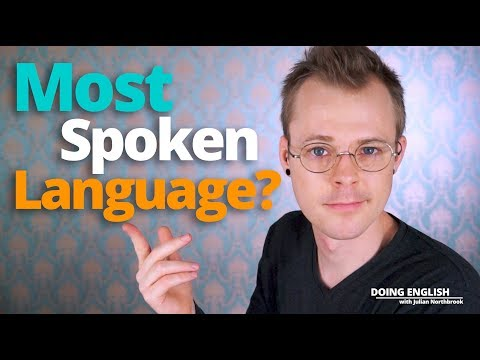 What is the most spoken language?