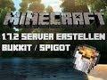 Minecraft Server 174 Erstellen Bukkitspigot