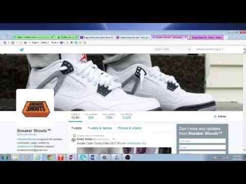 HOW TO BUY JORDANS ON RELEASE DAY
