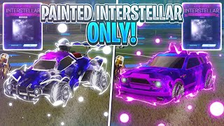 Selling White Mainframe For Insane Overpay Most Expensive Mystery Decal On Rocket League