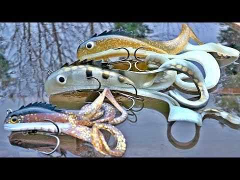 Hunting The Fish Of 10,000 Casts - MUSKIE HUNT VI - The MICRO, Mid, & Regular CHAOS Tackle Medussa!