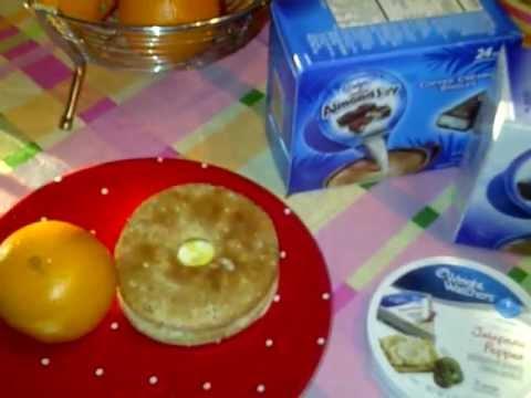 Weight Watchers Points plus breakfast meal