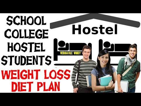 Hostel Diet Plan | Hostel Diet Plan Hindi