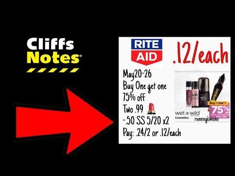 Kimono notes: Rite Aid