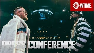 mayweather vs mcgregor new york press conference sat aug 26 on showtime ppv