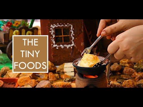 Egg Recipe | The Tiny Foods | EP12