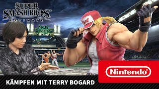 Super Smash Bros. Ultimate – Kämpfen mit Terry Bogard (Nintendo Switch)