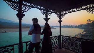 Guided Spiritual Walk by the Ganges - Ganga Kinare A Riverside Boutique Hotel, Rishikesh