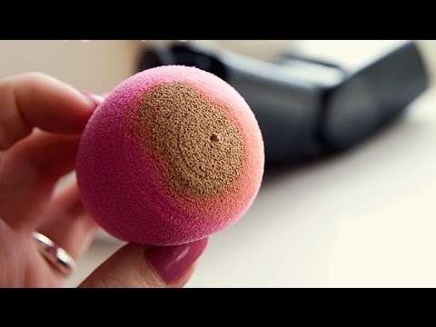 MOLD- How to clean your Beauty Blender