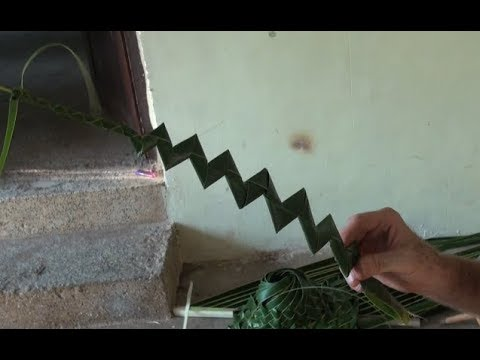 The Magic Wand using a Coconut Leaf! By Kris Martin