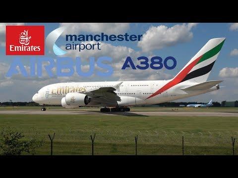 Emirates Flight 18 (Manchester to Dubai)