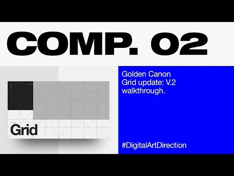 Golden Canon Grid - Freebie Update (V.2)