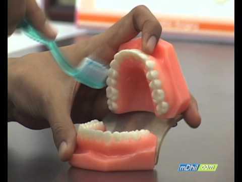Healthy Teeth: Learn the Art of Brushing your Teeth
