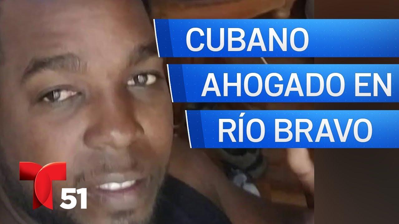 Hablan amigos de cubano ahogado intentando llegar a EEUU