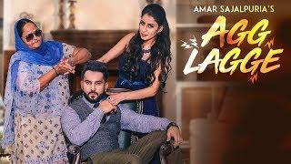 "Amar Sajaalpuria: Agg Lagge (Video Song) Jaymeet | Latest ""Punjabi Songs"" 2018 | T-Series"