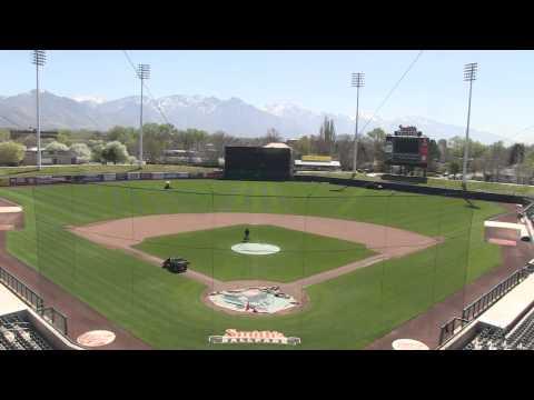 Smith's Ballpark - Getting Ready