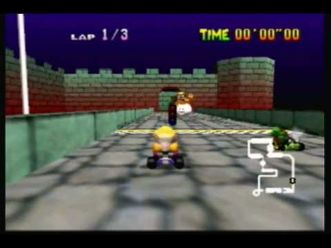 Mario Kart 64 - Part 7: Star Cup (EXTRA) 2/2