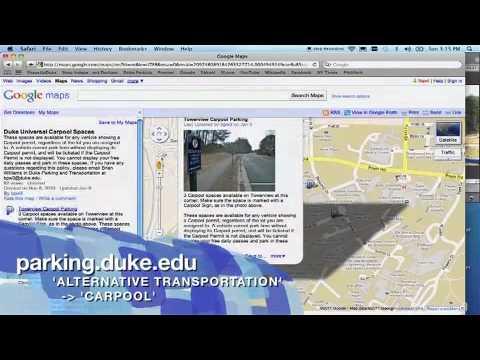 Duke Alternative Transportation: March 2011 newsletter