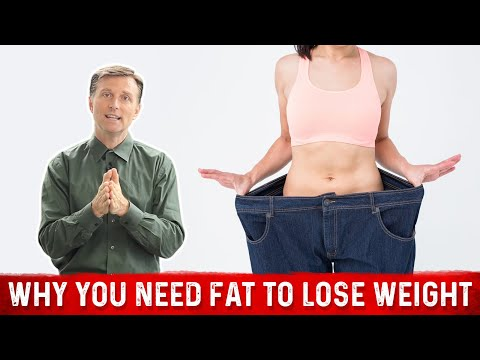 Why Eating FAT is Necessary to Losing Weight!