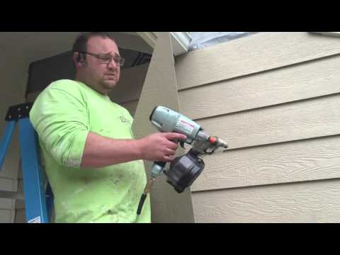 How to Repair Siding and How to Fix Siding