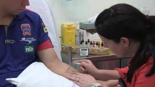 Skin Prick Test (Allergy Test) - John Hunter Children's Hospital