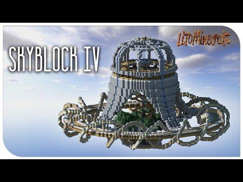 Minecraft Timelapse - Skyblock IV [+Download]