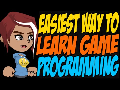 Easiest Way to Learn Game Programming