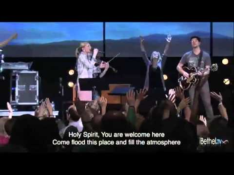 Kim Walker Smith - Holy Spirit You Are Welcome Here