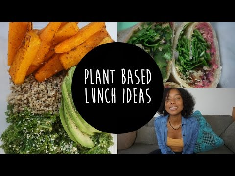 LUNCH IDEAS | FULL RECIPES | NATURAL REAL FOOD