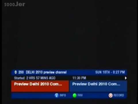 Average TV Day: MyStar HD Australia