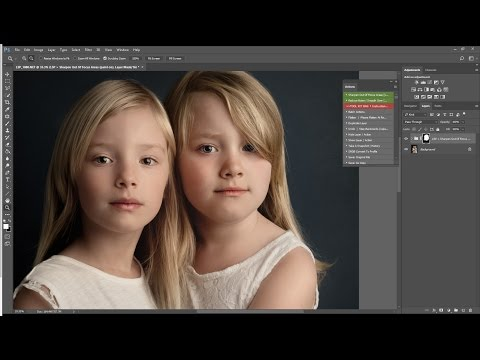 How to sharpen out of focus areas in photoshop | fix blurry areas in photos