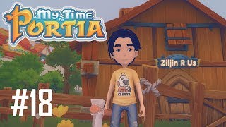 My Time at Portia Episode 18