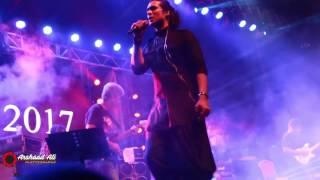 Jubin Nautiyal - Ae Dil Hai Mushkil : Live in Trinidad