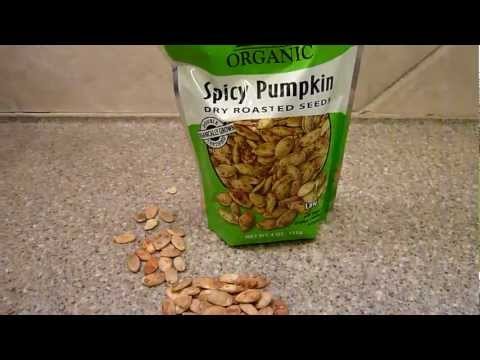 Spicy Eden Organic Pumpkin Seeds Product Review - Antioxidant-fruits
