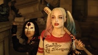 Suicide Squad - What We Do | official japanese trailer (2016) Margot Robbie Will Smith