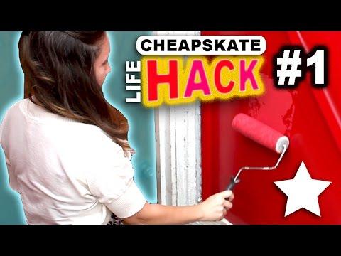 Life Hack #1 - Home Repair / Paint Rollers
