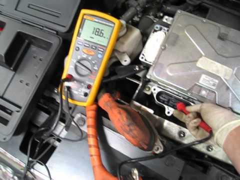 Camry/Altima Hybrid Failed Inverter P0A7A