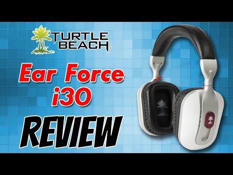 Turtle Beach Ear Force i30 Bluetooth Headphone Review : Next Level