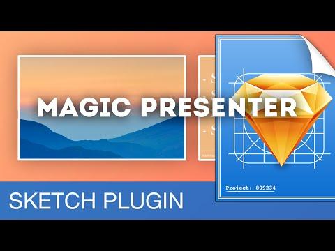 Sketch Presenter (Create Presentations in Sketch) • Sketch 3 Plugins Tutorial & Design Workflow