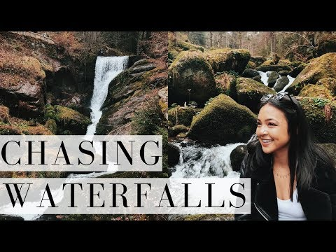 BLACK FOREST WATERFALLS | TRAVEL VLOG | GERMANY