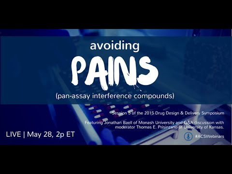 Avoiding PAINS (pan-assay interference compounds)