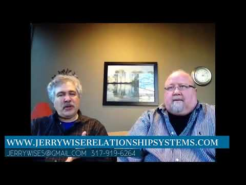 Overcoming Reactivity with Andrew Holzman and Jerry Wise