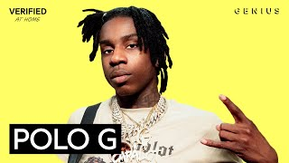 """Polo G """"DND"""" Official Lyrics & Meaning   Verified"""