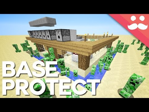 10 Ways to Protect Your Minecraft House