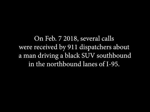 Audio: 911 calls from Hugo Selva I-95 rampage