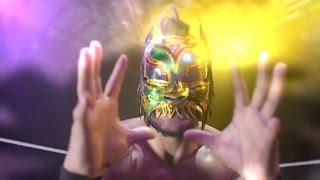 Lince Dorado brings unique lucha action to WWE 205 Live