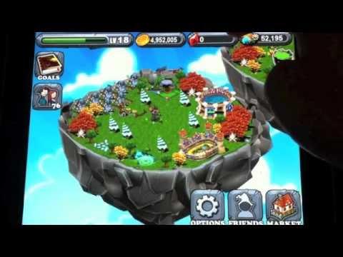 Dragonvale: FREE Gems Tutorial! (No Jailbreak + iOS 10!)
