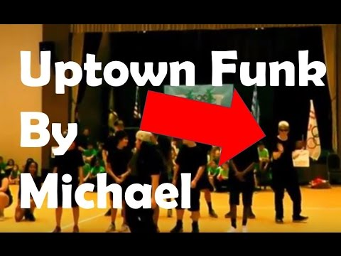 Uptown Funk by Michael & His 8th Grade Class